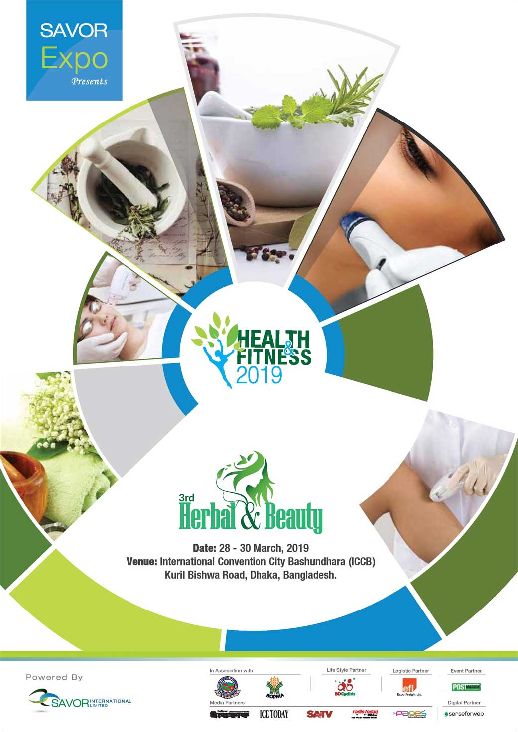 Herbal & Beauty Show 2019 - Exhibition in Bangladesh